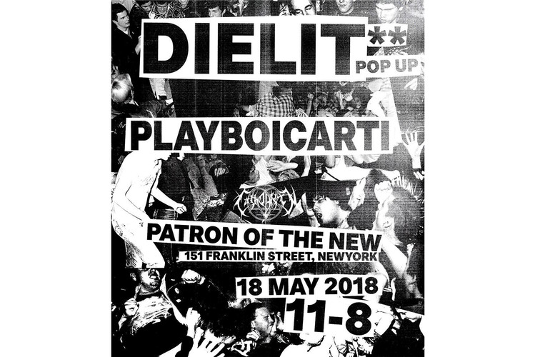 competitive price 1c2e2 803cc Playboi Carti   Patron of the New Join Forces on a  Die Lit  Pop