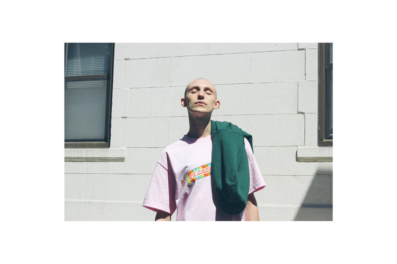 PLEASURES Spring Summer 2018 Editorial Bodega release date info drop
