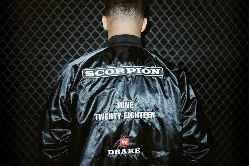 Image result for drake scorpion