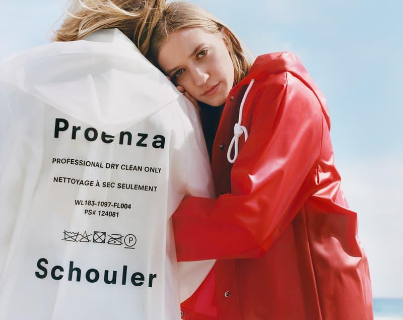 Proenza Schouler Fall 2018 PSWL Campaign Kim Gordon Sonic Youth