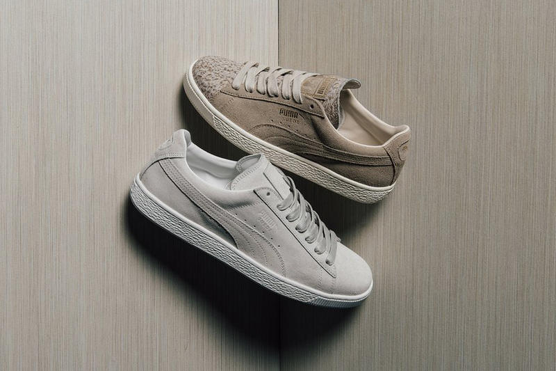 "PUMA Shares Classic Suede in Special ""Made in Italy"" Duo"