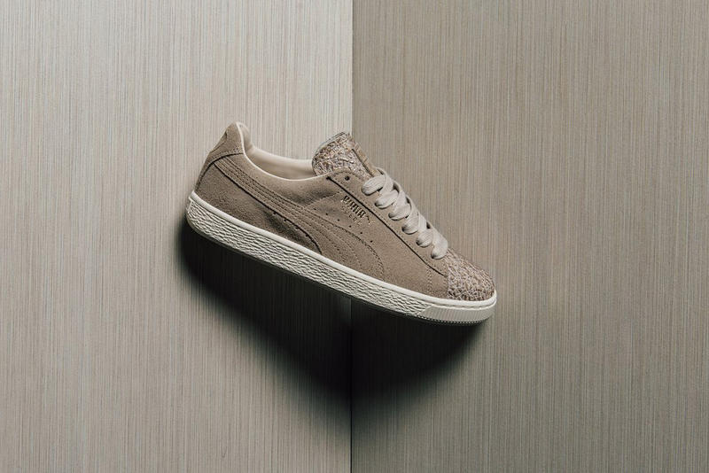 PUMA Classic Suede Made in Italy Pack Release Date Info Drops Feature White Birch Team Gold