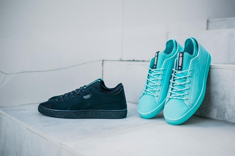 3e5ec910e2c984 A footwear-heavy collection. PUMA Diamond Supply Spring Summer 2018 Drop 2  track ...
