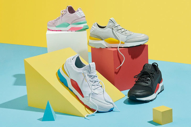 PUMA RS 0 Play Pack video games videogames june 21 2018 release date info drop sneakers shoes footwear