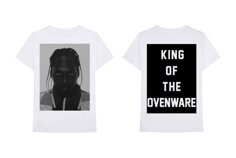 Pusha T x Cali Thornhill DeWitt Merch Collection