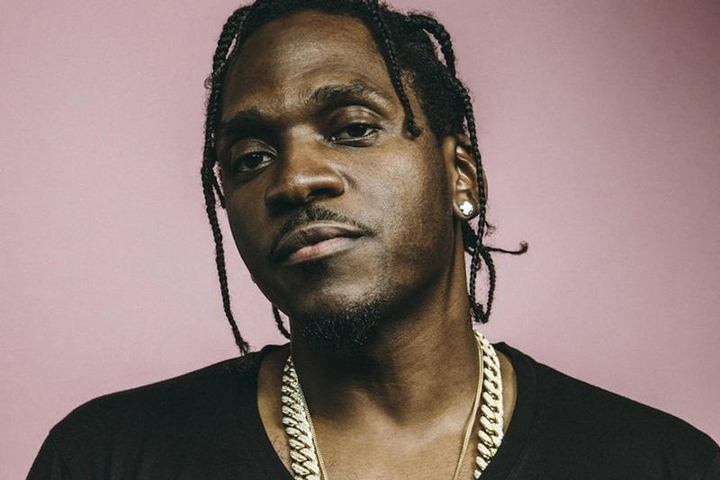 Pusha T Official 'DAYTONA' Tracklist release date kanye west rick ross