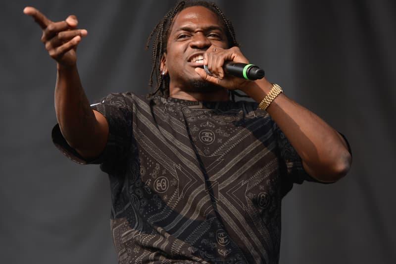Pusha T Drake Diss The Story of Adidon duppy freestyle response stream jay z story of oj