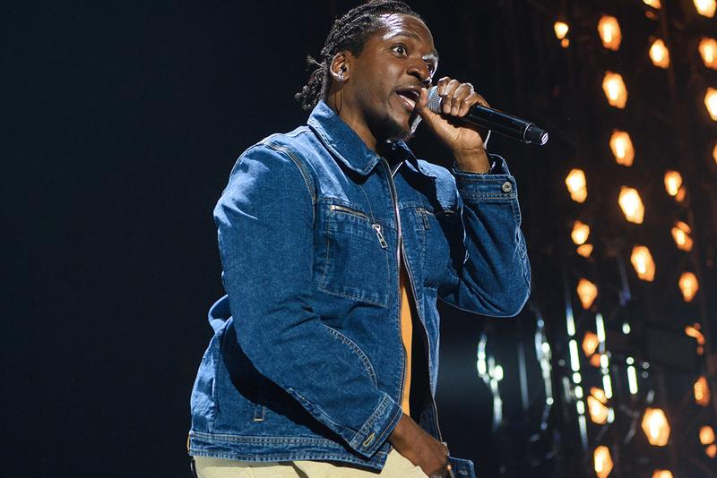 Pusha T Drake Diss The Story of Adidon duppy freestyle response stream jay z story of oj