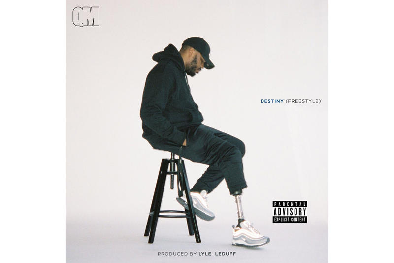 Quentin Miller Destiny Freestyle Single Stream drake pusha t ghotwriting ghost writer ghostwriter beef may 29 30 2018 release date info drop debut premiere