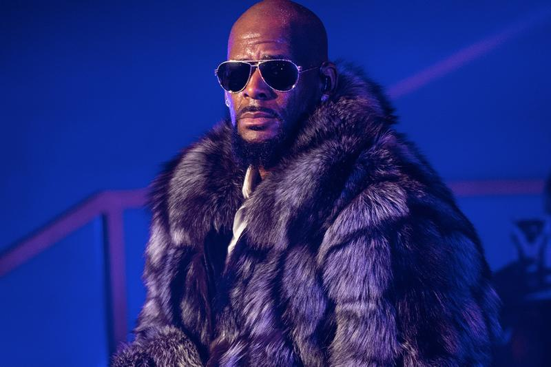 R. Kelly Streaming Numbers Increase Spotify Playlist Removal XXXTentacion