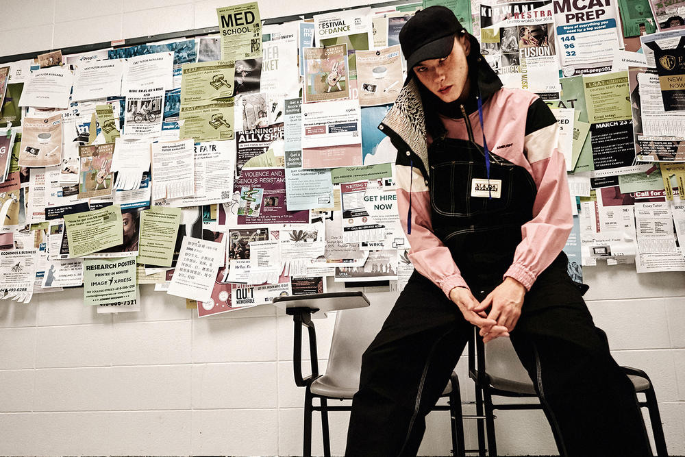 Contraband editorial spring summer 2018 Raf Simons Dries Van Noten Haider Ackermann Martine Rose Off-White™ MISBHV AMBUSH Luke Vicious