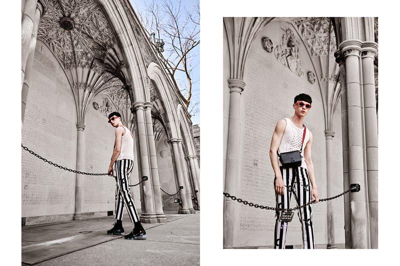 Contraband editorial spring summer 2018 Raf Simons Dries Van Noten Haider Ackermann Martine Rose Off-White™ MISBHV AMBUSH Luke Vicious