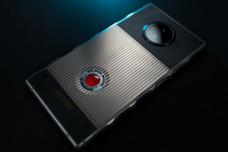 RED Hydrogen One smartphone lucid camera collaboration announcement