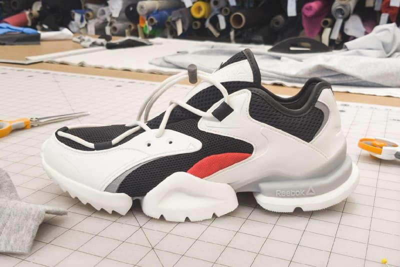 Mysterious Chunky Reebok Sneaker Leaks on Reddit | HYPEBEAST