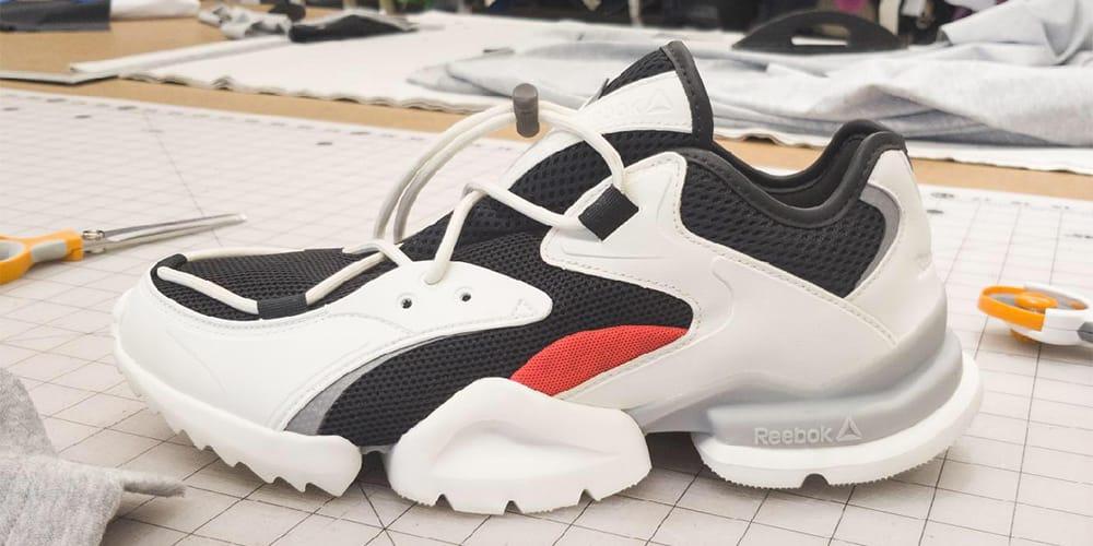 Mysterious Chunky Reebok Sneaker Leaks
