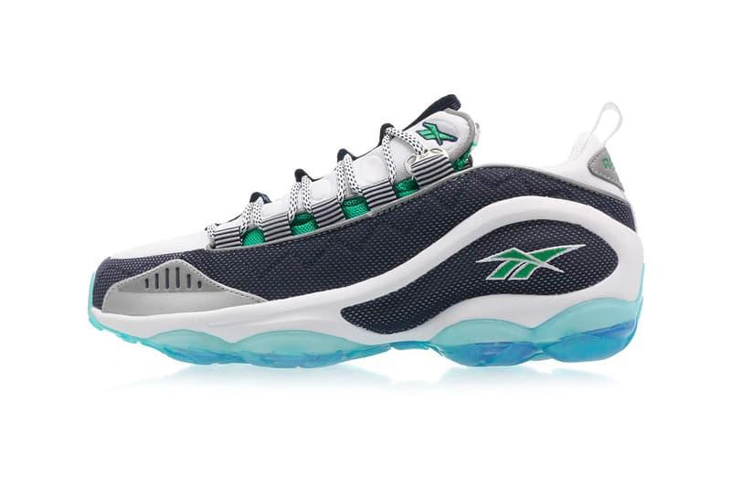 Reebok DMX Run 10 Infinite Blue release info sneakers footwear running