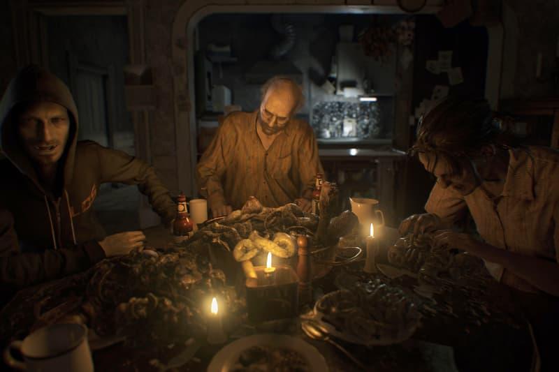 Resident Evil 7 is Releasing on Nintendo Switch | HYPEBEAST