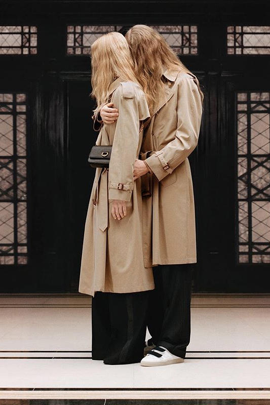 Riccardo Tisci Burberry Spring Summer 2019 B Classic Pre-Collection