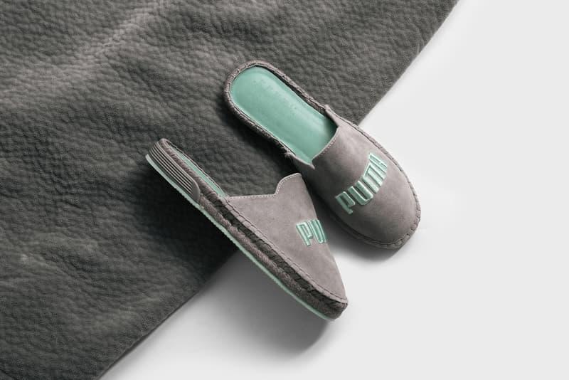 Rihanna Fenty PUMA Espadrille Slides Release date spring summer 2018 sandals shoes price