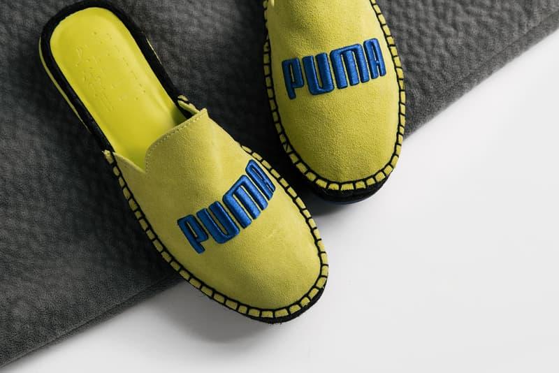 80877890984 Rihanna Fenty PUMA Espadrille Slides Release date spring summer 2018  sandals shoes price