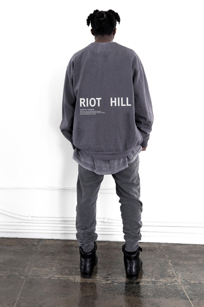 RIOT HILL™ Collection lookbook tactical military vests jackets hoodies sweaters release info