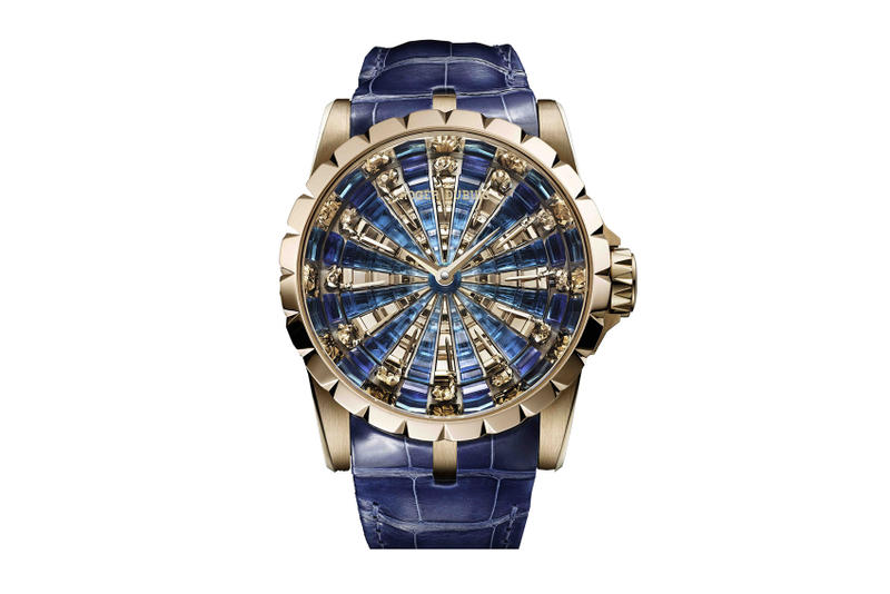 Roger Dubuis Excalibur Knights of The Round Table III Watch $285000 USD Limited Edition Time Piece Release Information Details Buy Purchase Most Expensive