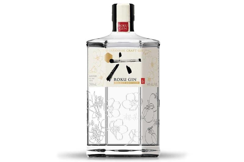 Roku Gin Suntory Whisky