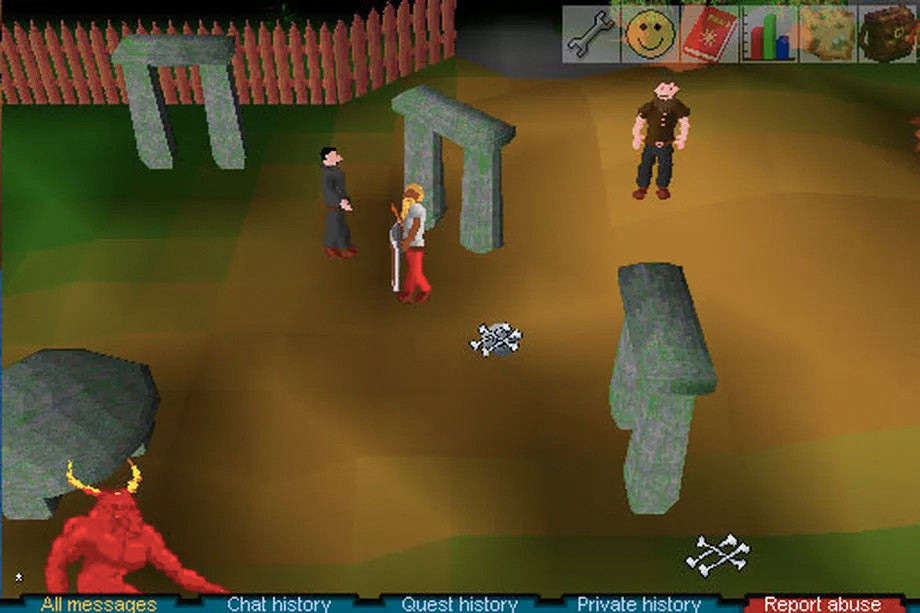 Runescape Classic Is Set To Shut Down Operations Hypebeast