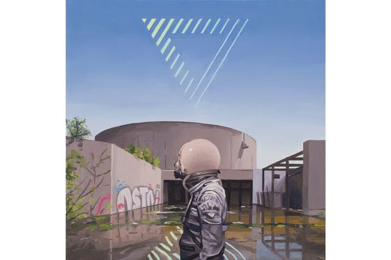 scott listfield algorithm spoke art gallery exhibition paintings artworks