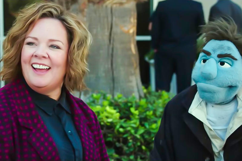 Sesame Street Sues The Happytime Murders Muppets Melissa McCarthy STX