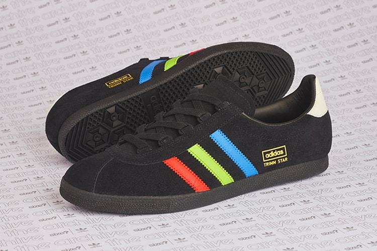 sports shoes 05bc7 efbdb size  Exclusive adidas Originals Trimm Star