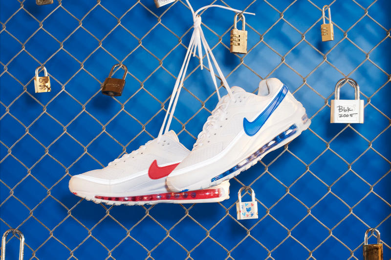 Skepta Nike Air Max 97 BW SK Inspiration Paris London Colors Tinker Hatfield Dizzee Rascal Silhouette Reason Idea How to Buy Release Details Information How to Cop