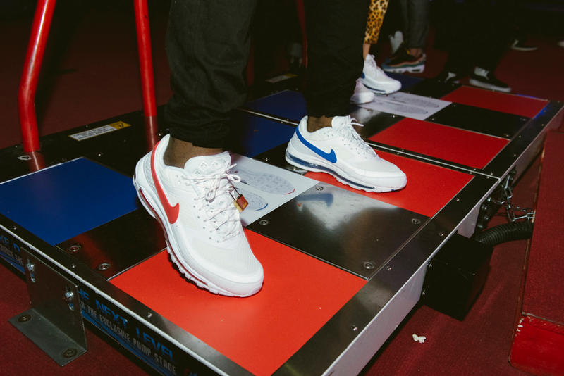 Skepta Nike Air Max 97 BW Paris Launch Recap Collab France Gaming SKAir BBK Grime Release Details Info Launch