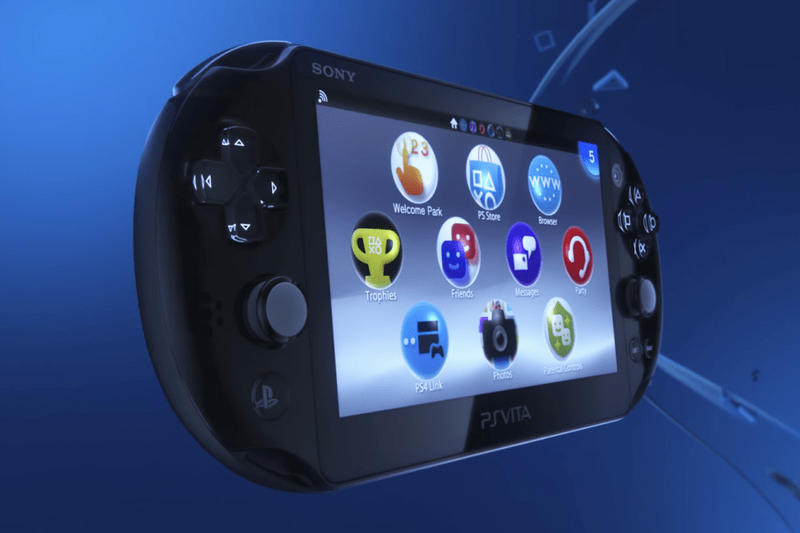 Sony Portable Gaming PlayStation Console 5 ps5 mobile vita