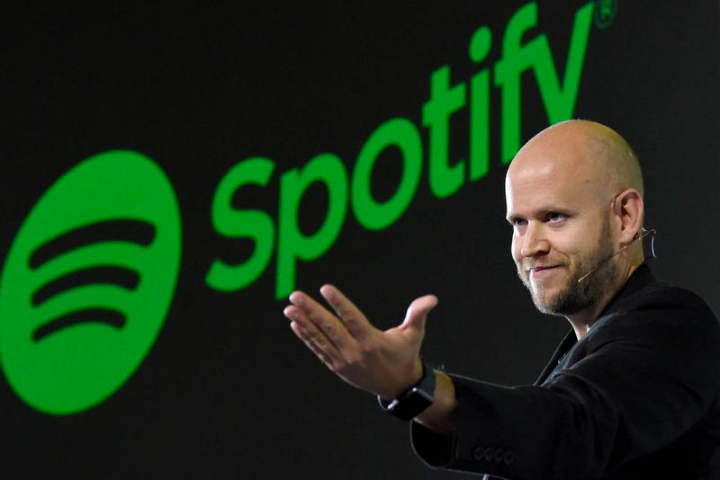 Spotify CEO Take Blame Hateful Content Policy Rollout Daniel Ek