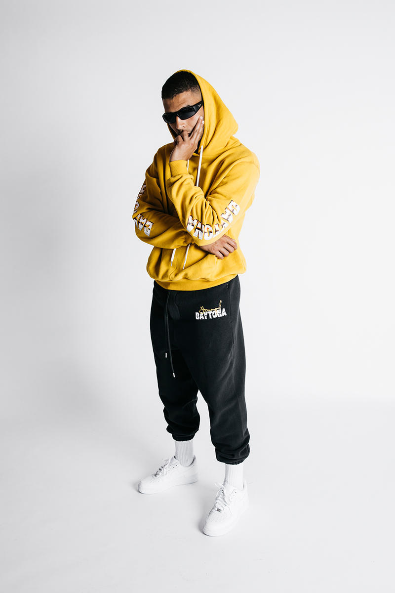 STAMPD Bleached Dreams Collection third delivery release info chris stamp hoodies shirts sweaters