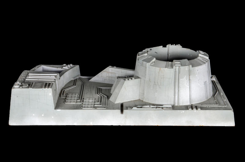 Star Wars Death Star Sectional Prop Model