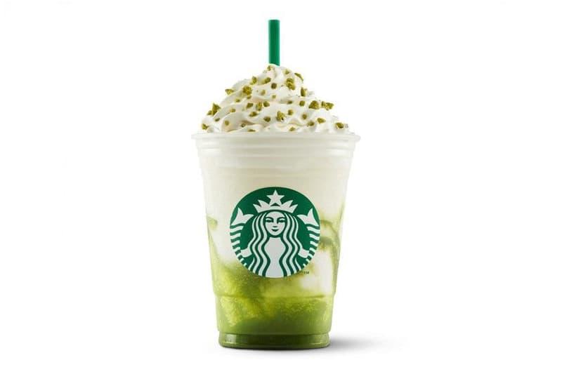 Starbucks Tea-ramisu Frappuccino cheesecake milk Japanese Matcha drinks asia exclusive