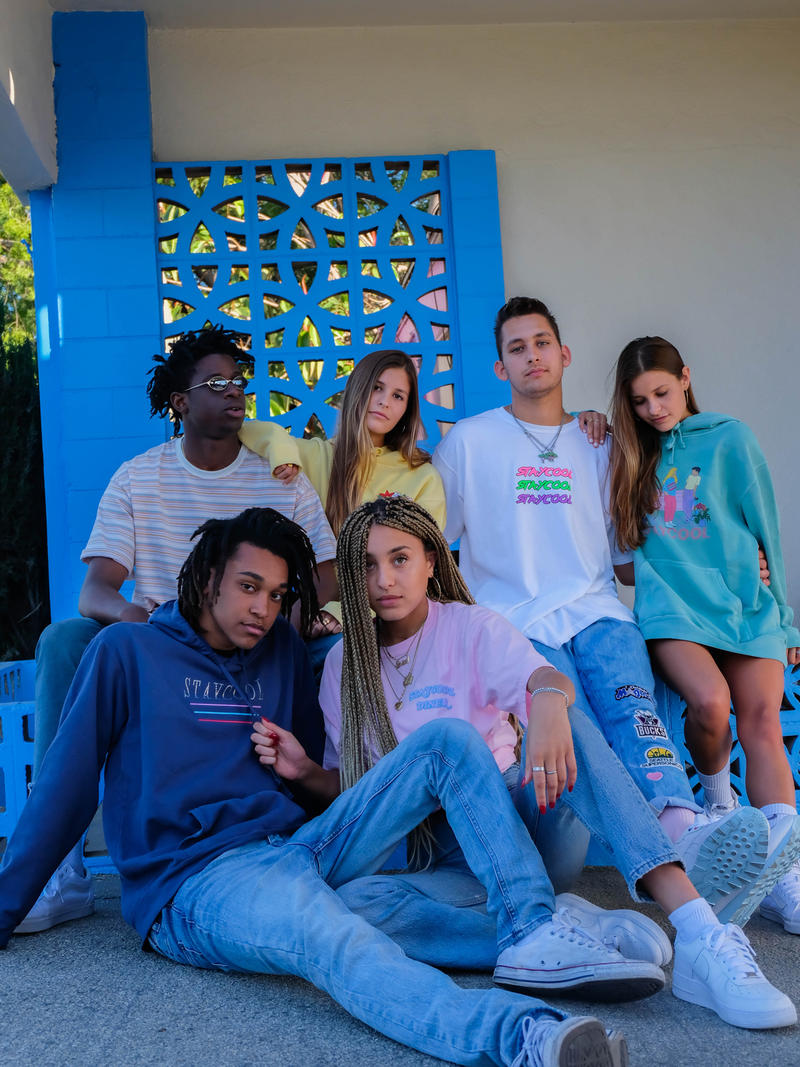 STAYCOOLNYC Summer 2018 Collection Pop-Up NYC stay cool streetwear vintage t shirts hoodies