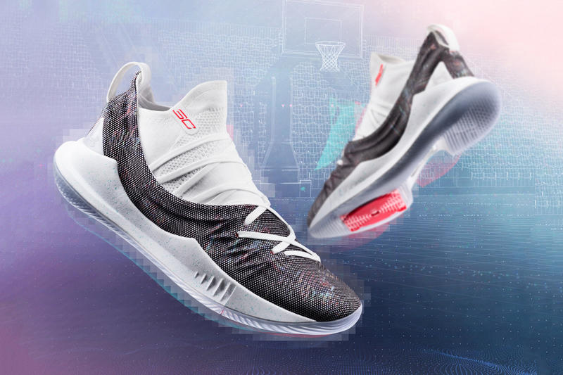 fe0fb9d10520 Steph Curry s Under Armour Curry 5