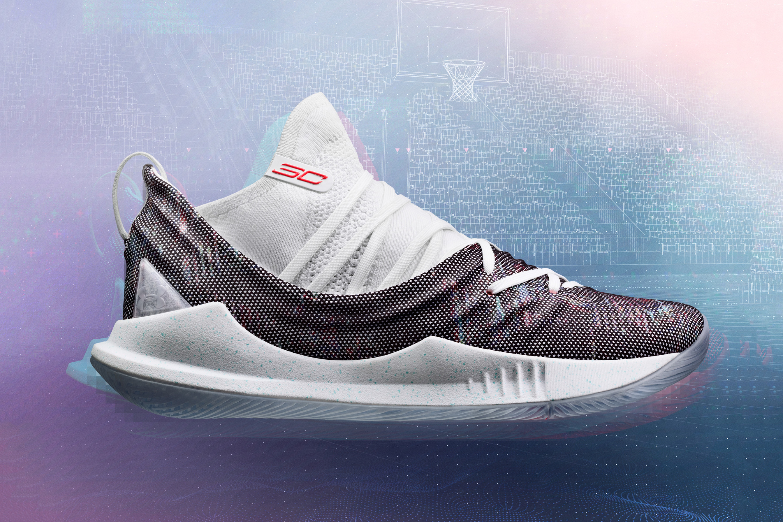 Steph Curry's Under Armour Curry 5
