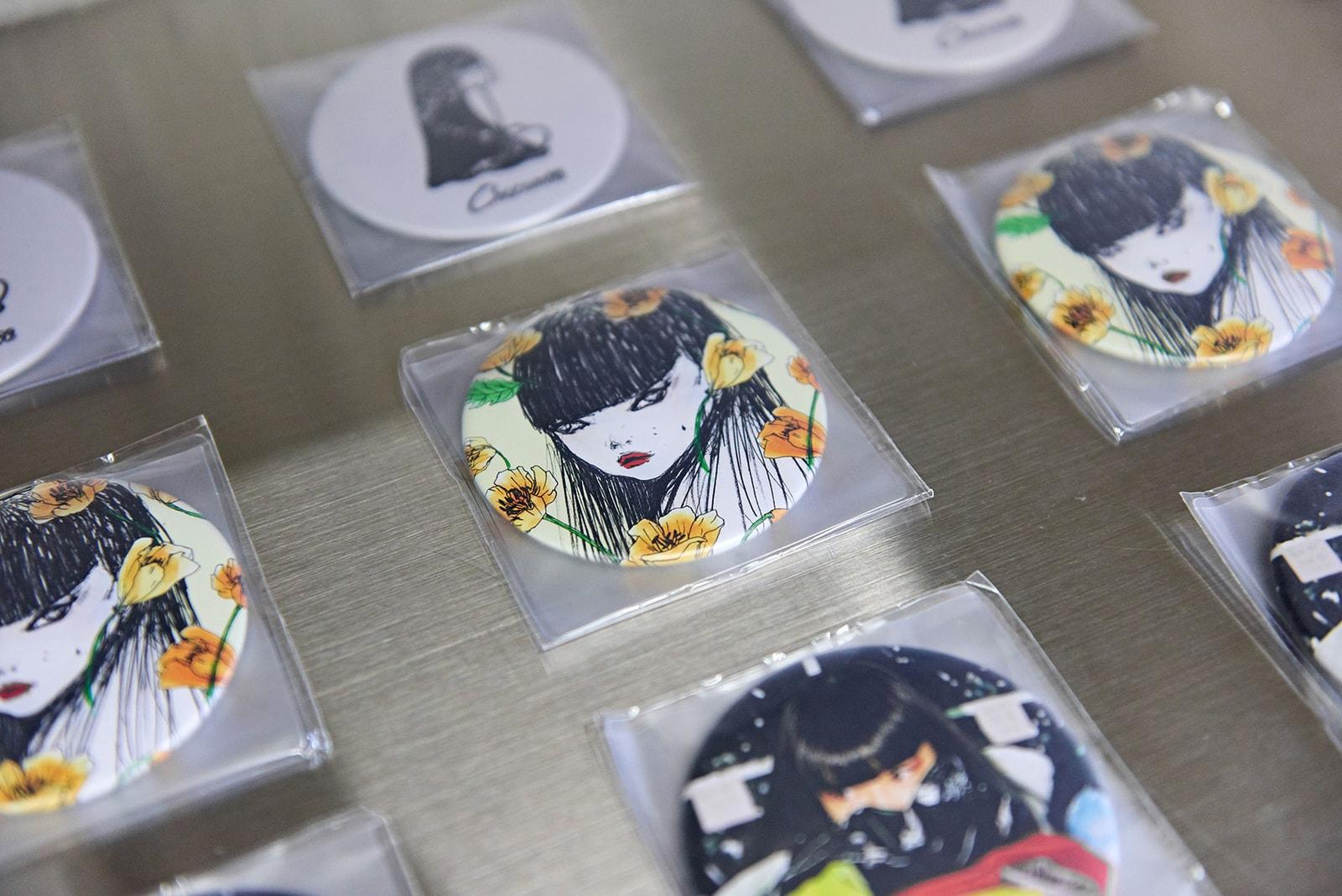 Streetsnaps Kozue Akimoto Tokyo Fashion Seoul Korea Dadaism Club Dada pic showroom