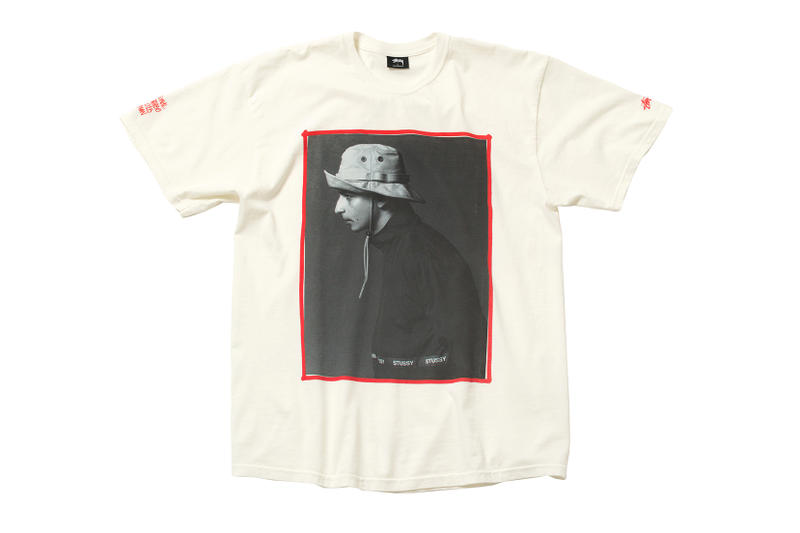 Stussy Summer 2018 Spring Dover Street London Photo London T-shirts Tees Graphic Print Photography Release Information Details
