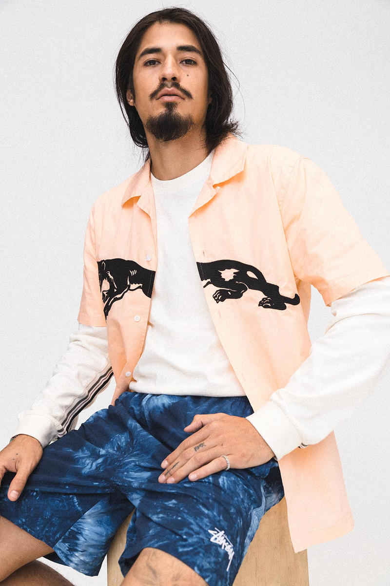 Stussy Summer 2018 Lookbook collection may release date info drop