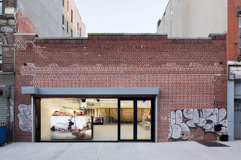 supreme brooklyn architecture design neil logan minji kim interior