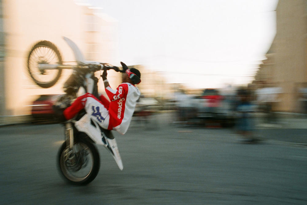 Supreme Fox Racing Collection 2018 motocross x-games helmets gloves motorbikes motorcycles fashion skateboarding New York California