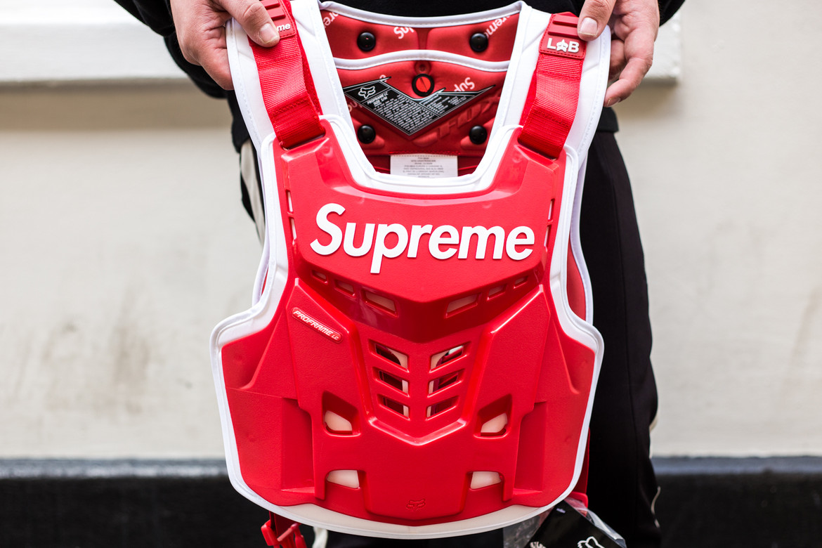 Supreme X Fox Racing Collaboration Closer Look | HYPEBEAST