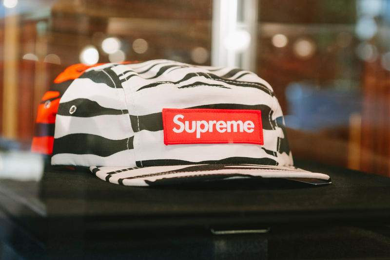 Supreme Exhibition Auction Artcurial Louis Vuittion Kaws George Condo cream bogo box logo football bike collaboration grail rare Cash Rules Everything Around Me Barbara Kruger mike tyson kermit 150 pieces streetwear sale Fabien Naudan