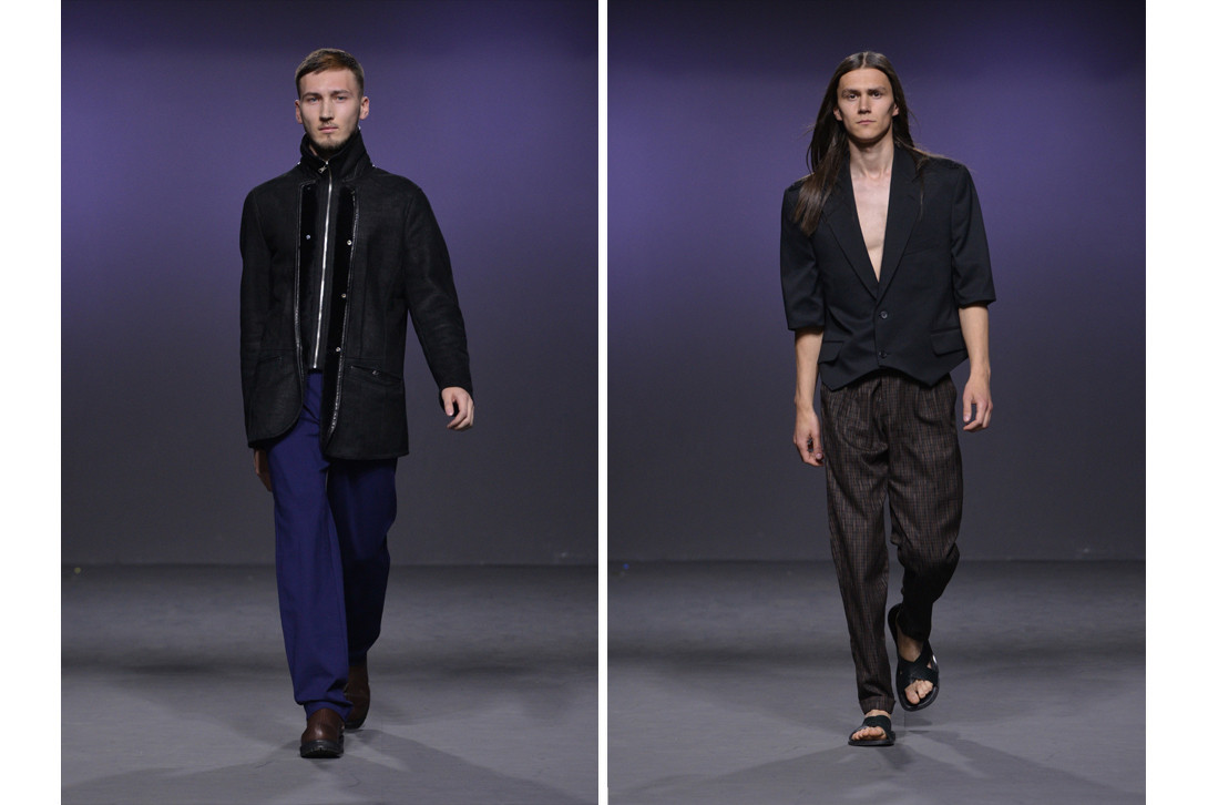 best collections shows Tbilisi Fashion week mercedes benz runway fall winter 2018 collections aznauri tamra ingorokva situationist anuka keburia georgia