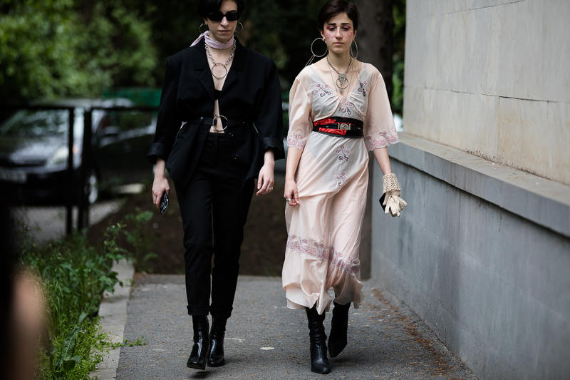 Street Style Tbilisi Fashion Week Fall 2018 Mercedes Benz
